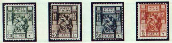 francobolli coloniali
