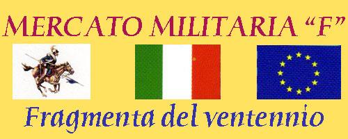 militaria Mussolini