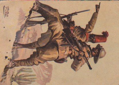 cartoline storiche ascari