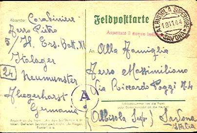 Feldpostkarte